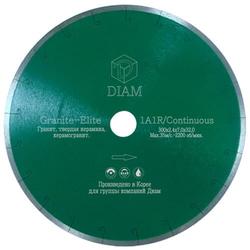DIAM Granite-Elite 000156 алмазный круг для гранита 200мм Diam По граниту Алмазные диски