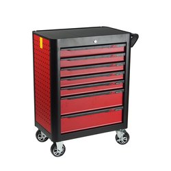 JTC S1068 Инструментальная тележка 7 секций JTC Мебель металлическая Сервисное оборудование
